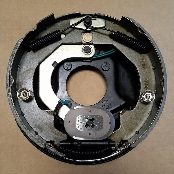 "10"" X 2 1/4"" LH ELECTRIC BRAKE ASSEMBLY"