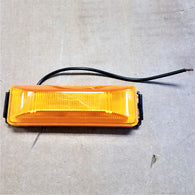 531BAK AMBER CLEARANCE LIGHT W/ BRACKET & PLUG