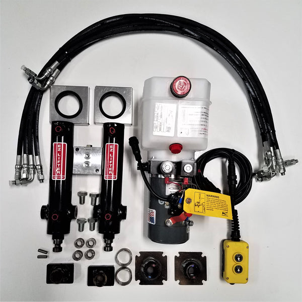 EZ9C EASYLIFTER RETROFIT 2 JACK KIT W/ POWER UNIT