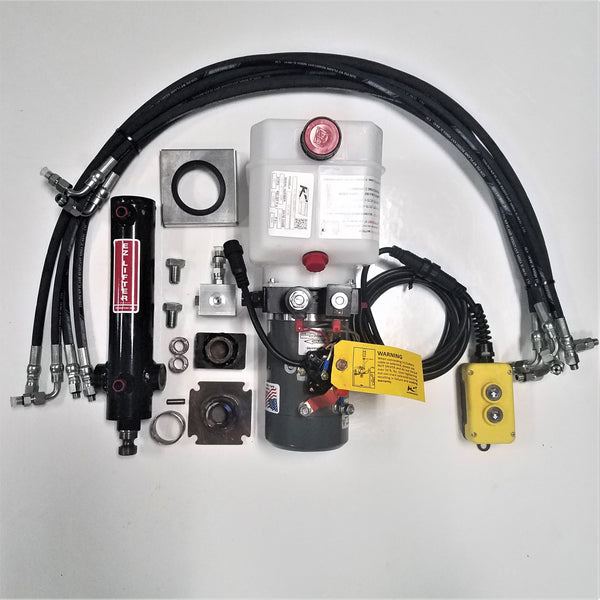EZ6P EASYLIFTER RETROFIT 1 JACK KIT W/ POWER UNIT