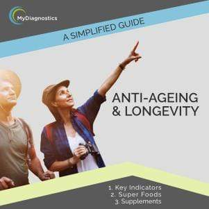 FREE Guide: Anti-Ageing & Longevity - MyDiagnostics