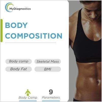 Body Composition Test (Inbody)