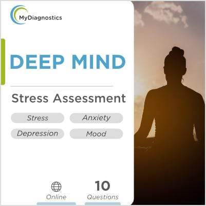 Deep Mind : Mental Health Assessment (Screening)