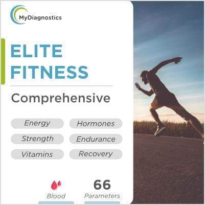 ELITE Fitness Diagnostics - Comprehensive - MyDiagnostics