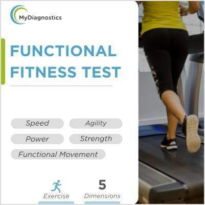 Functional Fitness Assessment - MyDiagnostics