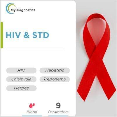 HIV & STD - MyDiagnostics