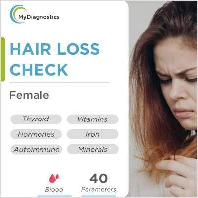Hair Loss Check Comprehensive - Female