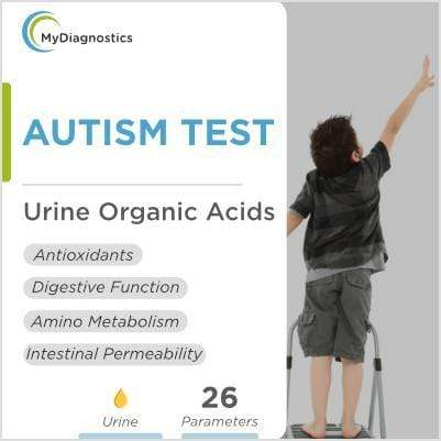 Autism Test (Urine Organic Acids) - MyDiagnostics