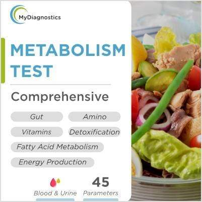 Metabolism Test - MyDiagnostics