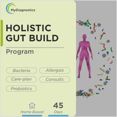 45 Days Holistic Gut Build Program - MyDiagnostics