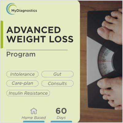 60 Days Advanced Weight Loss Program - MyDiagnostics