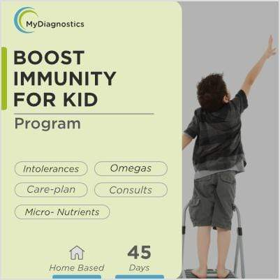 45-Days Boost Immunity for Kids