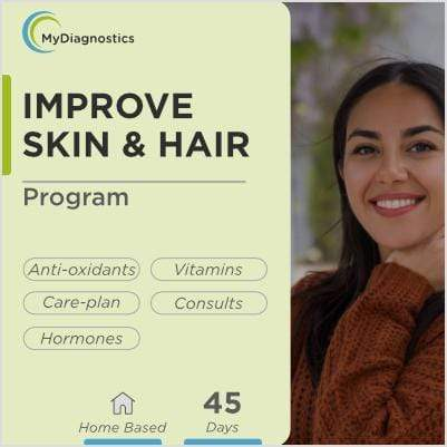45-Days Improve Skin and Hair