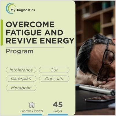 45-Days Overcome Fatigue & Revive Energy levels