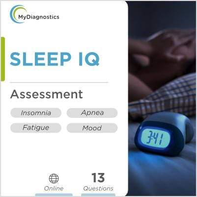 Sleep IQ : Sleep Assessment (Screening)