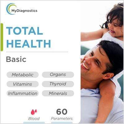 Total Health - Basic - MyDiagnostics