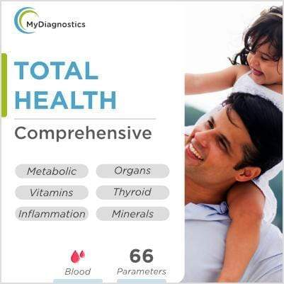 Total Health - Comprehensive - MyDiagnostics
