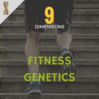Fitness Genetics - MyDiagnostics