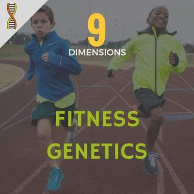 Fitness Genetics (Young Athlete) - MyDiagnostics