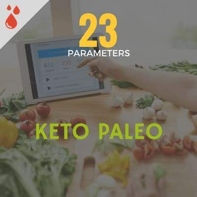 Keto, Paleo, Low Carb Diet Monitoring - MyDiagnostics