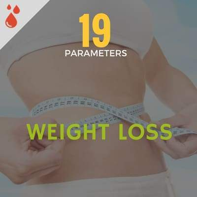 Weight/Fat loss Panel - MyDiagnostics