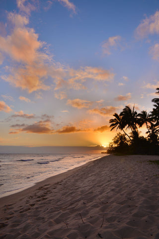 Ewa Beach Sunset 2 - Oahu Hawaii Brian Harig Photography