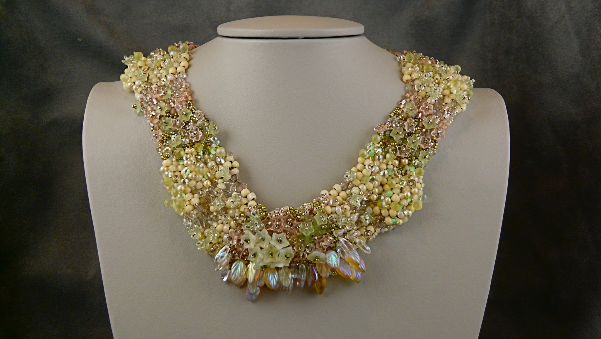 Visions of Spring Necklace