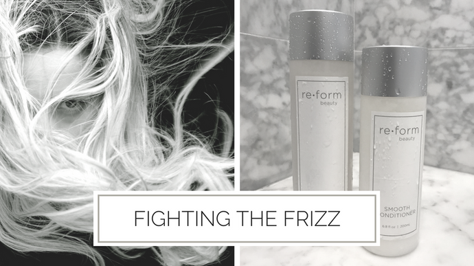 Clean, Non-Toxic Products for Frizzy Hair