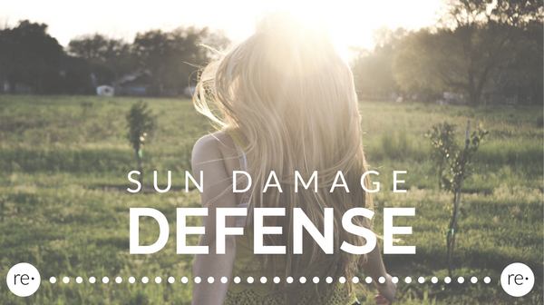 Reform Beauty Blog - Sun Damage Defense