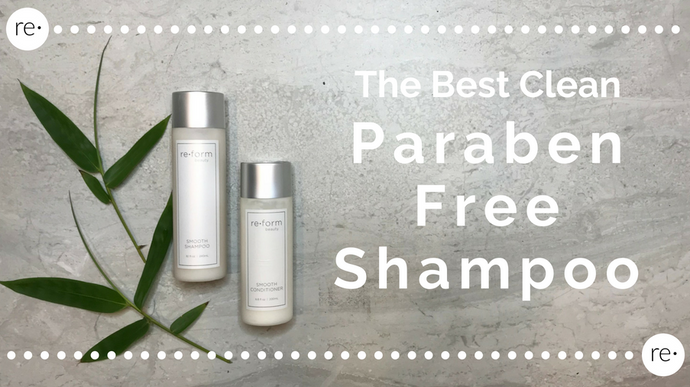 Clean Beauty Paraben Free Shampoo