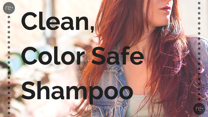 Clean Color Safe Shampoo