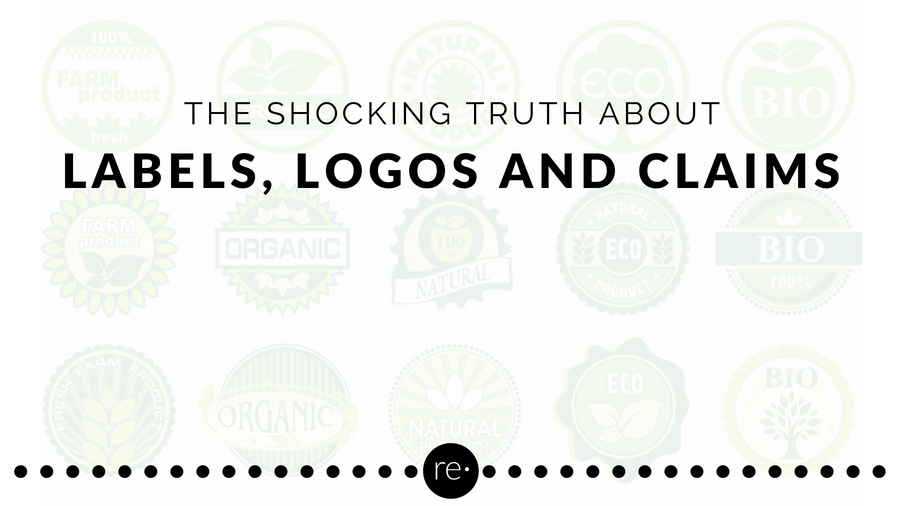 Reform Beauty Blog - The Shocking Truth About Labels, Logos and Claims