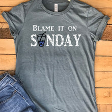 Blame it on Sunday - Ice Cup