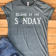 Blame It On Sunday - Margarita's