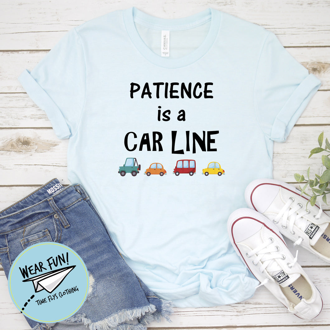Patience is a Car Line
