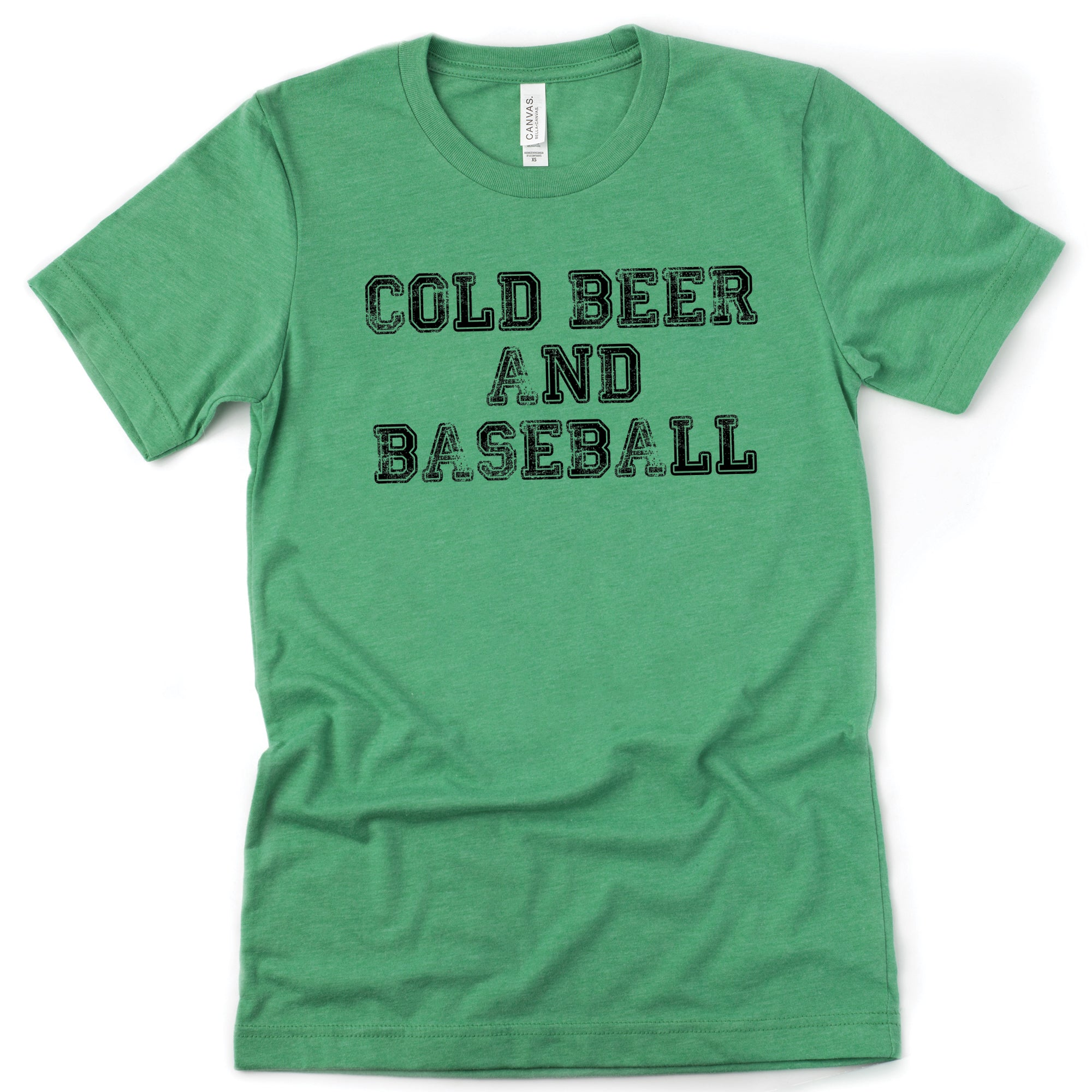 Cold Beer and Baseball