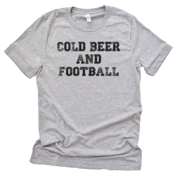 Cold Beer and Football