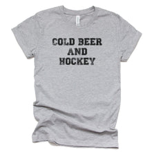 Cold Beer and Hockey