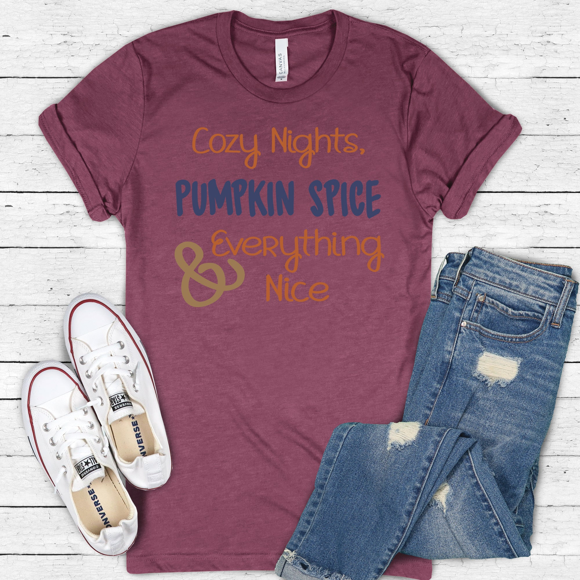 Cozy Nights, Pumpkin Spice and Everything Nice