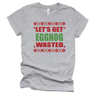Let's Get Eggnog Wasted
