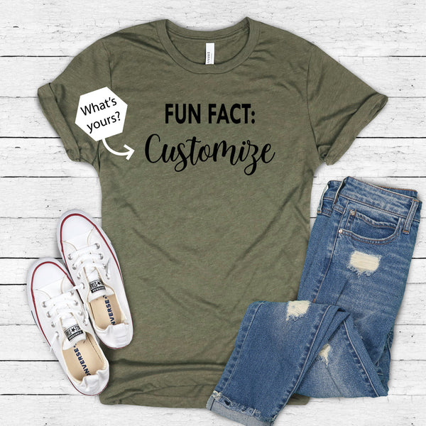 Fun Fact - Customize