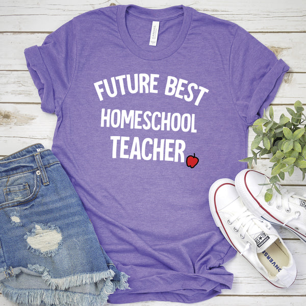 Future Best Homeschool Teacher