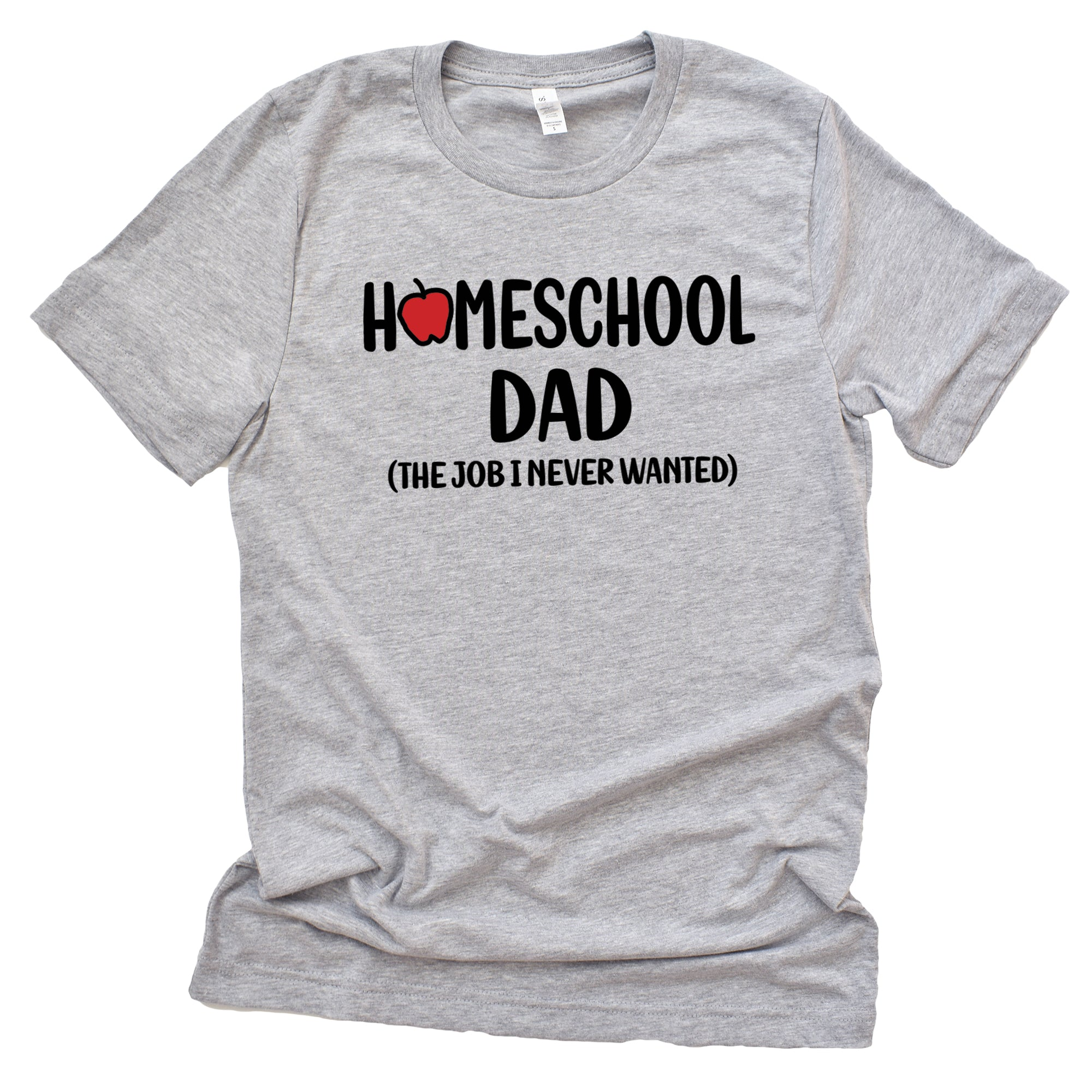 Homeschool Dad (The Job I Never Wanted)