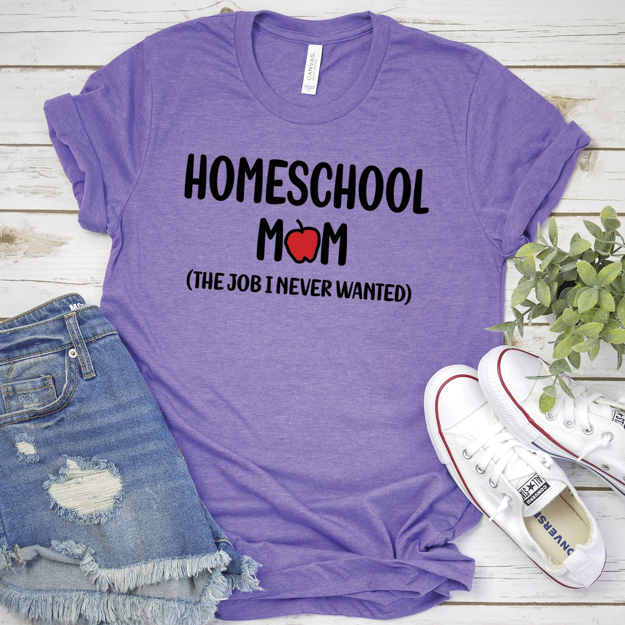 Homeschool Mom (The Job I Never Wanted)