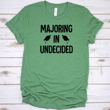 Majoring In Undecided