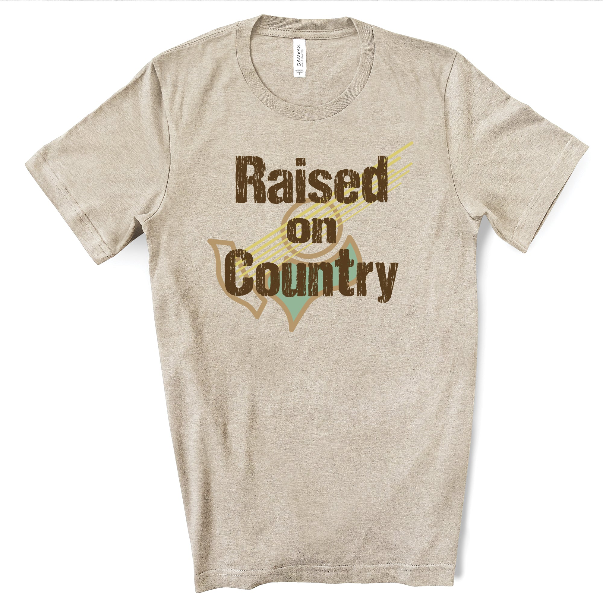 Raised On Country
