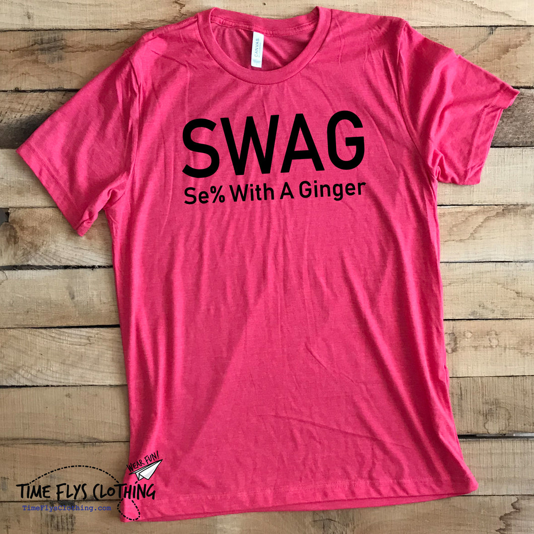 SWAG Se% With A Ginger