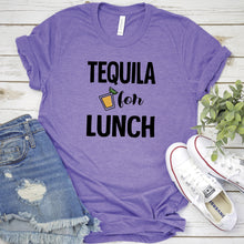 Tequila for Lunch