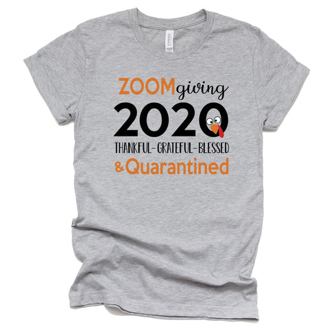 Zoom Thanksgiving 2020