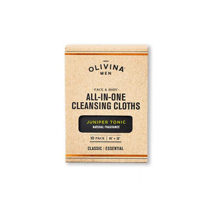 All-in-One Cleansing Cloths